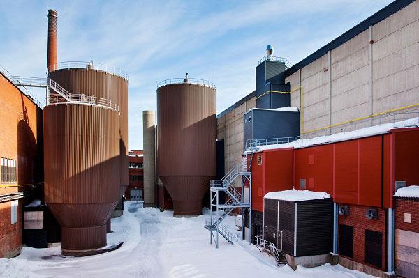 دیتاسنترهای گوگل-مخازن ذخیره سازی آب